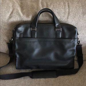 Tumi Men's Briefcase, Leather